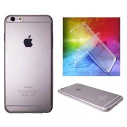 Apple iPhone 6Plus/6SPlus - Gumiran ovitek (TPUA) - prosojen