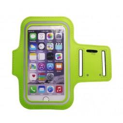Športna torbica za na roko iPhone 6Plus/6S Plus (PT) - zelena
