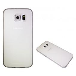 Samsung Galaxy S6 - Gumiran ovitek (TPUT) - bel
