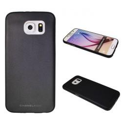Samsung Galaxy S6 - Gumiran ovitek (TPUT) - črn