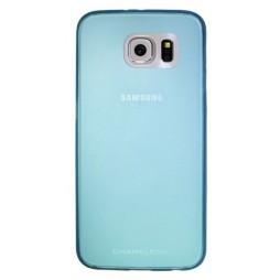 Samsung Galaxy S6 - Gumiran ovitek (TPUT) - moder