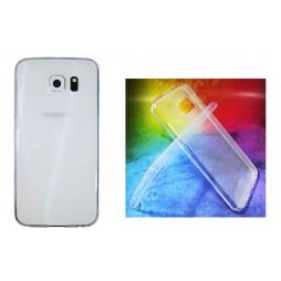 Samsung Galaxy S6 - Gumiran ovitek (TPUA) - prosojen