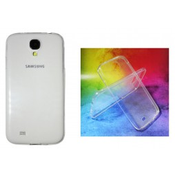 Samsung Galaxy S4 - Gumiran ovitek (TPUA) - prosojen