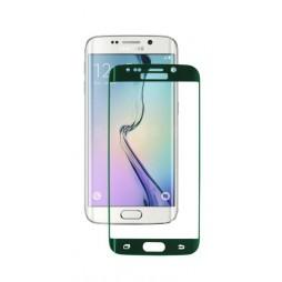 Samsung Galaxy S6 Edge - Zaščitno steklo Excellence (0,33) - zeleno