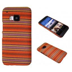 HTC One M9 - Okrasni pokrovček (59F) - vzorec 04