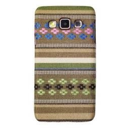 Samsung Galaxy A3 - Okrasni pokrovček (59F) - vzorec 02