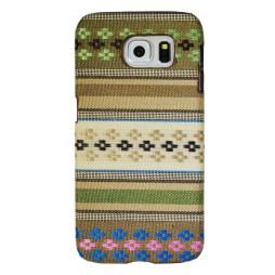 Samsung Galaxy S6 - Okrasni pokrovček (59F) - vzorec 02