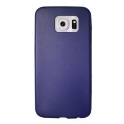 Samsung Galaxy S6 - Okrasni pokrovček (43) - moder