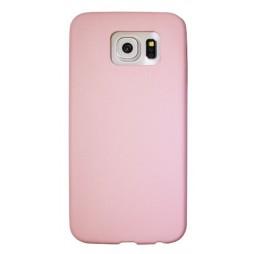 Samsung Galaxy S6 - Okrasni pokrovček (43) - roza