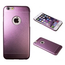 Apple iPhone 6/6S - Okrasni pokrovček (75B) - svetlo roza
