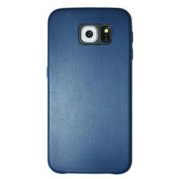 Samsung Galaxy S6 - Okrasni pokrovček (43A) - moder