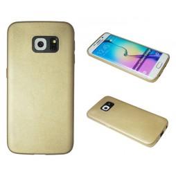 Samsung Galaxy S6 Edge - Okrasni pokrovček (43A) - zlat