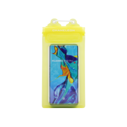 Vodotesna torbica XL - rumena