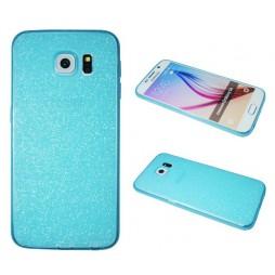 Samsung Galaxy S6 - Gumiran ovitek (21A) - moder