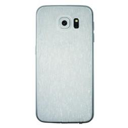Samsung Galaxy S6 - Gumiran ovitek (21B) - bel