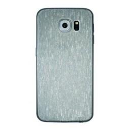 Samsung Galaxy S6 - Gumiran ovitek (21B) - siv