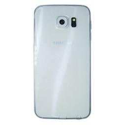 Samsung Galaxy S6 - Gumiran ovitek (22) - prosojen