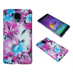 Samsung Galaxy Note 4 - Okrasni pokrovček (64P) - roza