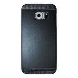 Samsung Galaxy S6 - Okrasni pokrovček (75A) - črn
