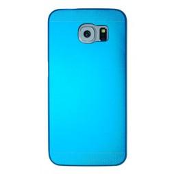 Samsung Galaxy S6 - Okrasni pokrovček (75A) - moder