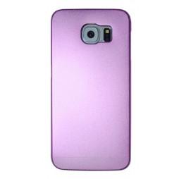 Samsung Galaxy S6 - Okrasni pokrovček (75A) - svetlo roza