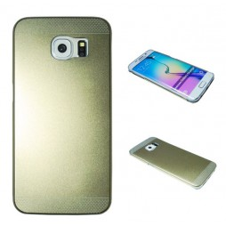 Samsung Galaxy S6 Edge - Okrasni pokrovček (75A) - zlat