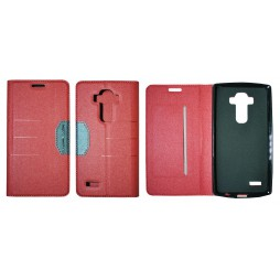 LG G4 - Preklopna torbica (47G) - rdeča