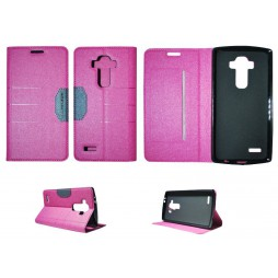 LG G4 - Preklopna torbica (47G) - roza