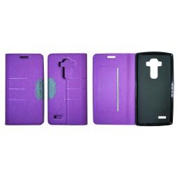 LG G4 - Preklopna torbica (47G) - vijolična