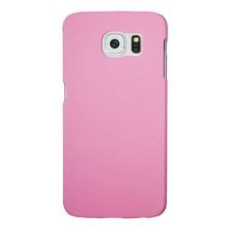 Samsung Galaxy S6 - Okrasni pokrovček (06) - roza
