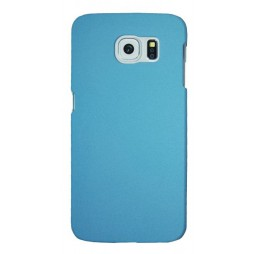 Samsung Galaxy S6 - Okrasni pokrovček (06) - moder