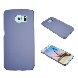 Samsung Galaxy S6 - Okrasni pokrovček (06) - vijoličen