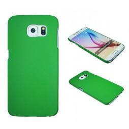 Samsung Galaxy S6 - Okrasni pokrovček (06) - zelen