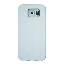 Samsung Galaxy S6 - Gumiran ovitek (08) - bel