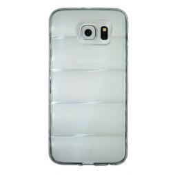 Samsung Galaxy S6 - Gumiran ovitek (10) - bel