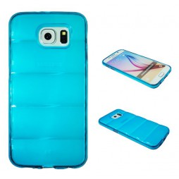 Samsung Galaxy S6 - Gumiran ovitek (10) - moder