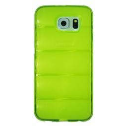 Samsung Galaxy S6 - Gumiran ovitek (10) - rumen