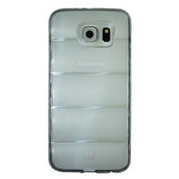 Samsung Galaxy S6 - Gumiran ovitek (10) - siv