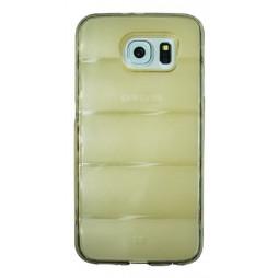 Samsung Galaxy S6 - Gumiran ovitek (10) - zlat