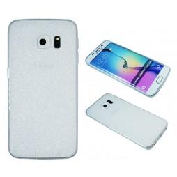 Samsung Galaxy S6 Edge - Gumiran ovitek (21A) - bel