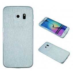 Samsung Galaxy S6 Edge - Gumiran ovitek (21B) - bel