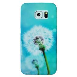 Samsung Galaxy S6 Edge - Gumiran ovitek (TPUP) - Dandelon
