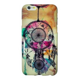 Apple iPhone 6/6S - Gumiran ovitek (TPUP) - Dreamcatcher
