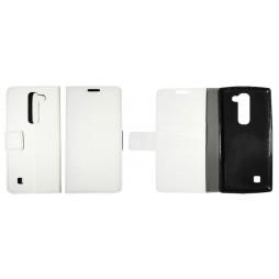 LG G4c/L Bello Plus/Magna - Preklopna torbica (WLG) - bela