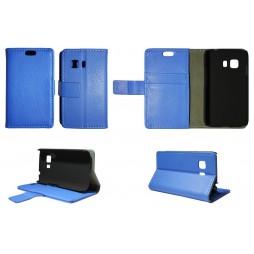 Samsung Galaxy Young 2 - Preklopna torbica (WL) - modra