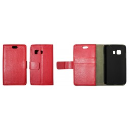 Samsung Galaxy Young 2 - Preklopna torbica (WL) - rdeča
