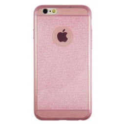 Apple iPhone 6/6S - Gumiran ovitek (21A) - roza