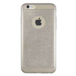 Apple iPhone 6/6S - Gumiran ovitek (21A) - siv