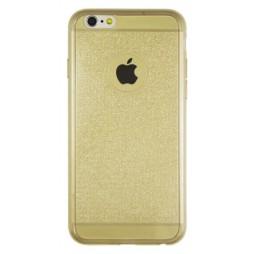 Apple iPhone 6/6S - Gumiran ovitek (21A) - zlat