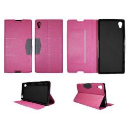 Sony Xperia Z5 - Preklopna torbica (47G) - roza